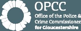 OPCC logo white