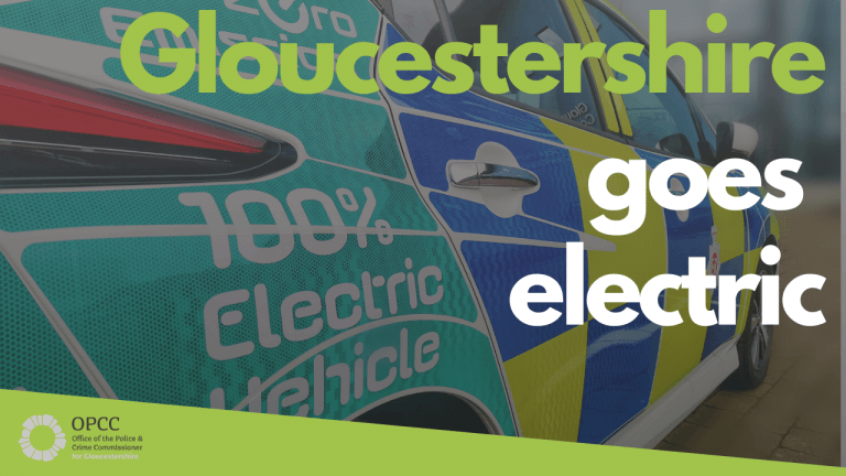 Gloucestershire goes electric