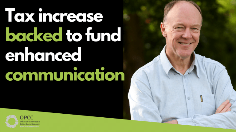 Tax increase backed to fund enhanced communication