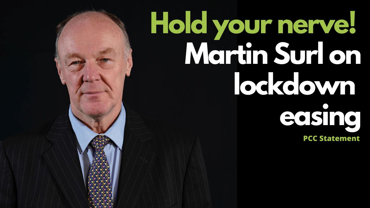 lockdown easing statement
