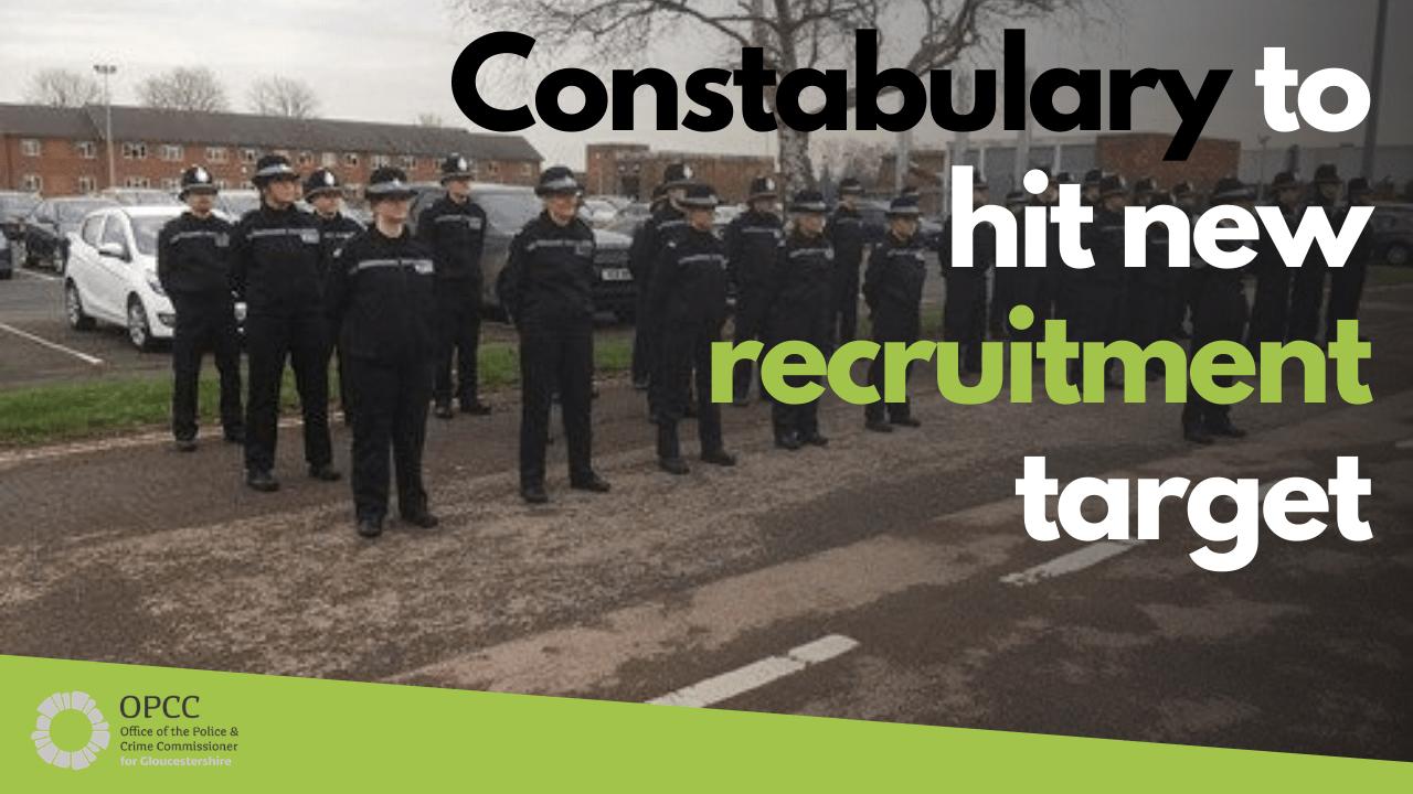 Constabulary recruitment