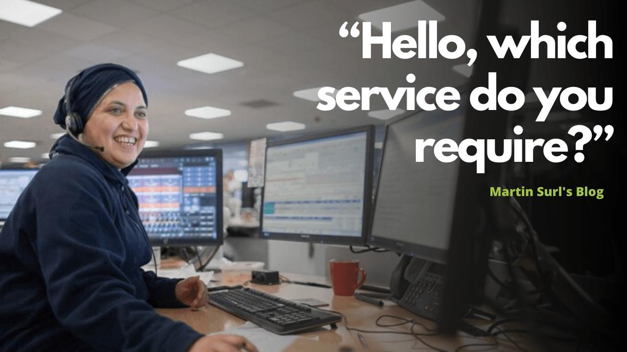 Force Control room call handler