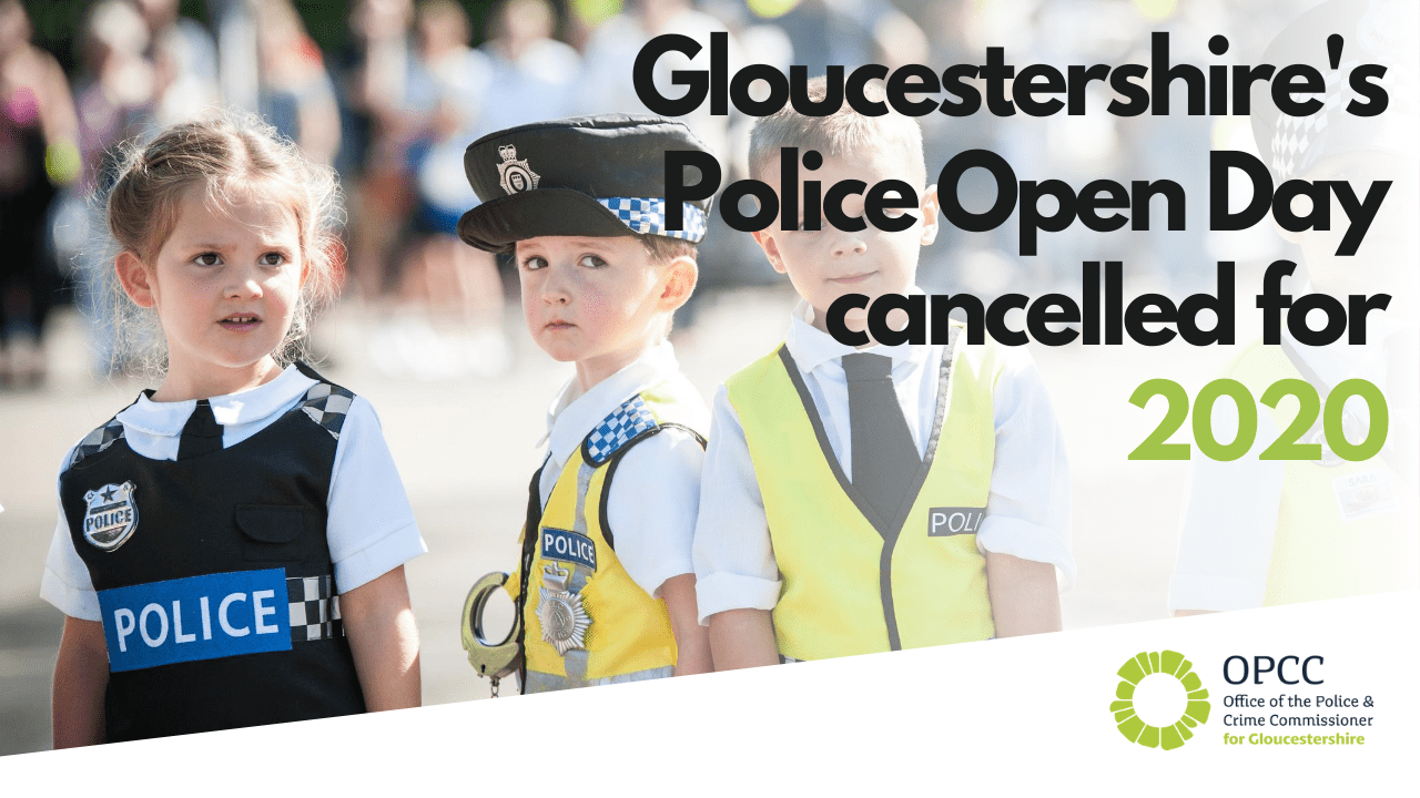 Open Day 2020 Cancelled