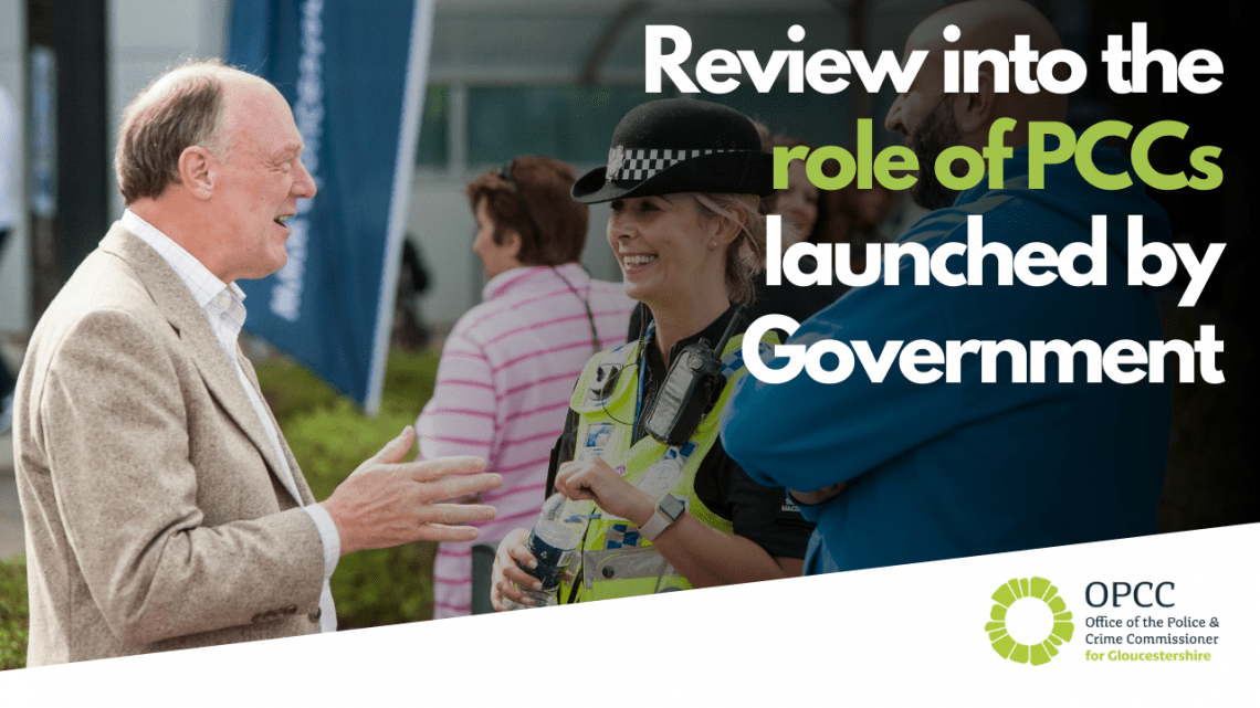 Review into the role of PCCs launched by government
