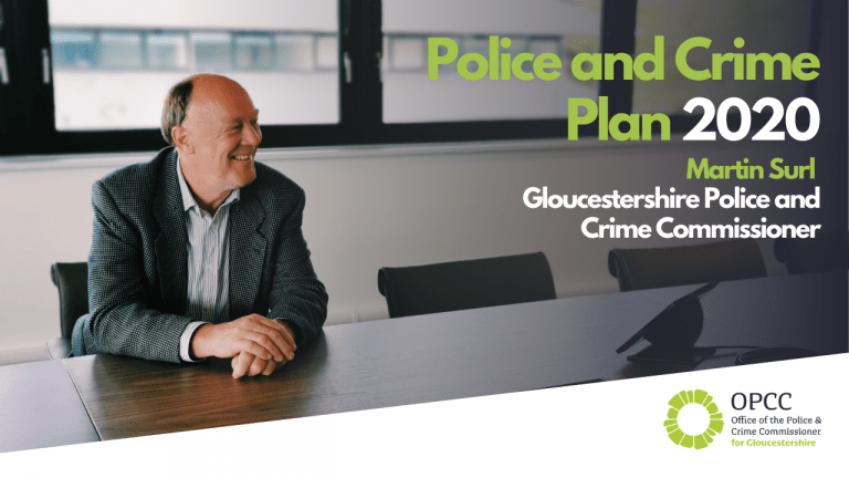 Police and Crime Plan 2020