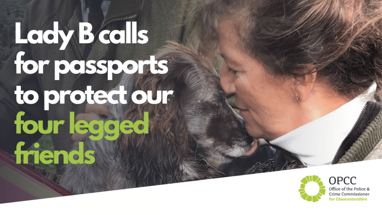 Countess Bathurst calls for dog passports