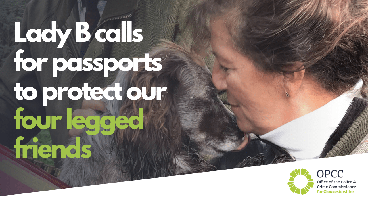 Countess Bathurst calls for dog passports
