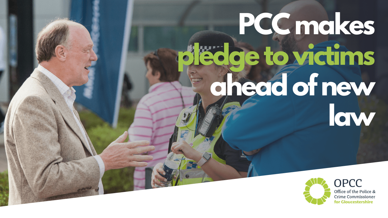 PCC makes pledge for victims