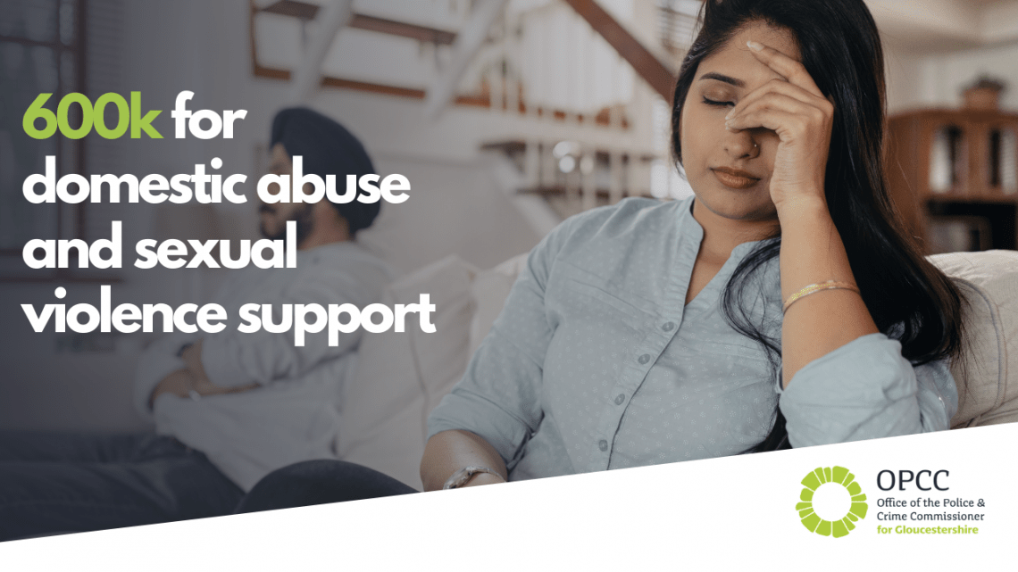 Domestic Abuse Sexual Violence funding