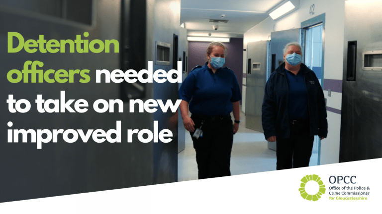 Detention officers needed to take on new improved role