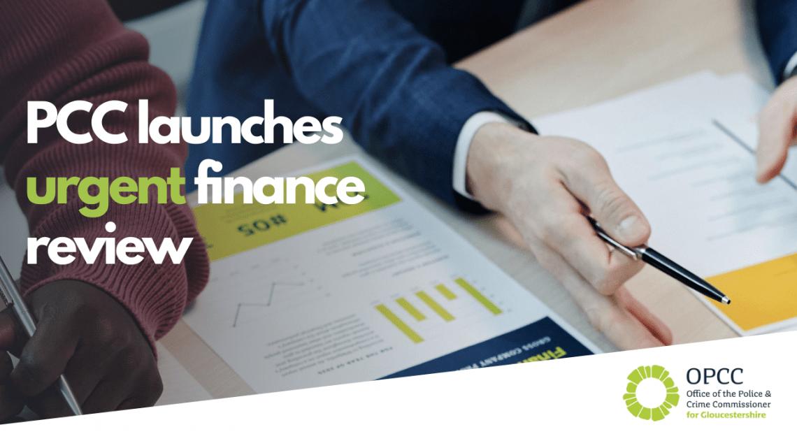 PCC launches urgent finance review