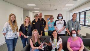 Animal Welfare scheme volunteers begin training
