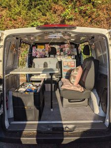 Nelson Trust's new van for outreach with vulnerable women