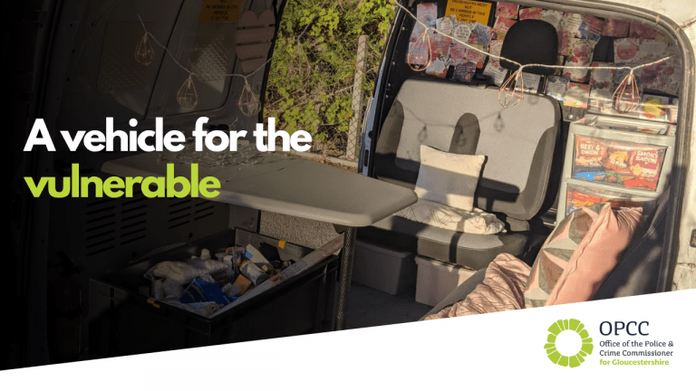 A vehicle for the vulnerable
